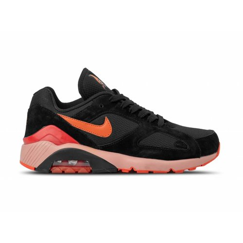 Air Max 180 Black Team Orange Black Team Orange AV3734 001