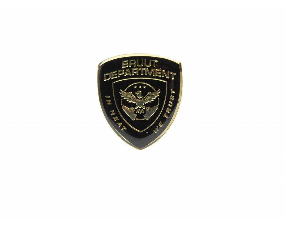 Bruut Department Pin