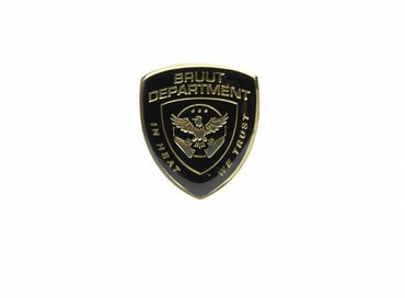Bruut Department Pin
