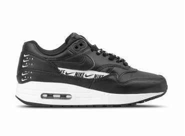 Nike WMNS Air Max 1 SE Black Black White 881101 005