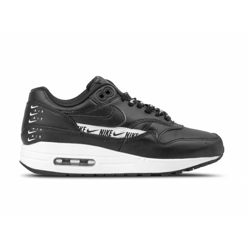 WMNS Air Max 1 SE Black Black White 881101 005