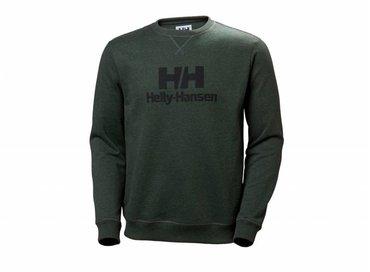Helly Hansen Crew Sweater Mountain Green Melange 53155 454