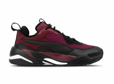 Puma Thunder Spectra  Rhododendron P Black T Port 367516 03
