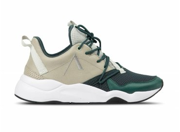 Arkk Copenhagen Asymtrix Mesh F Pro90  Moon Grey Garden Green Men ML3000 2229 M