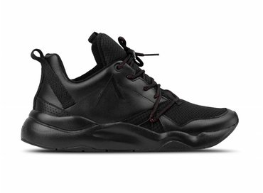 Arkk Copenhagen Asymtrix Mesh F Pro90  Triple Black Men ML3002 0099 M