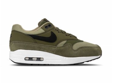 quality design 77e1f dc290 Nike WMNS Air Max 1 Olive Canvas Black 319986 304