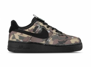 Nike Air Force 1 '07 Ale Brown Black Cargo Khaki AV7012 200