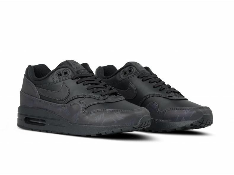 fdb0f44ef Nike WMNS Air Max 1 LX Oil Grey Oil Grey Oil Grey 917691 001 | Bruut ...