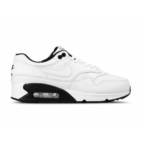 Air Max 90 1 White White Black Black AJ7695 106
