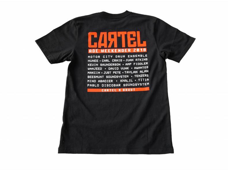 x Cartel Tee Black
