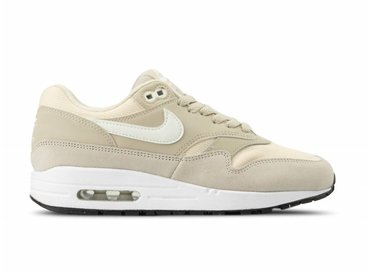 Nike WMNS Air Max 1 String Sail Light Cream Black 319986 207