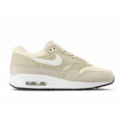 WMNS Air Max 1 String Sail Light Cream Black 319986 207