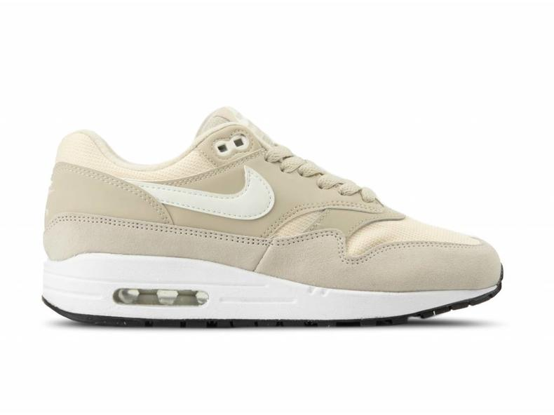 super popular 31170 e5e88 WMNS Air Max 1 String Sail Light Cream Black 319986 207