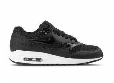 48c725b7953 Nike WMNS Air Max 1 Black Black Black Summit White 319986 039