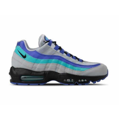 Air Max 95 OG Wolf Grey Black Indigo Burst AT2865 001