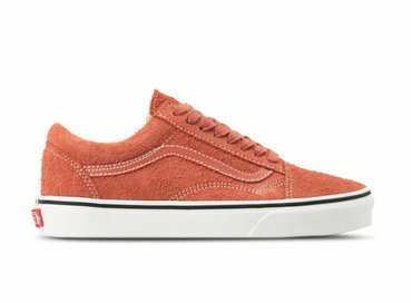 Vans Old Skool Hairy Suede  Hot Sauce VN0A38G1UNG1