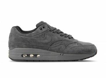 Nike Air Max 1 Premium Anthracite Anthracite Black 875844 010