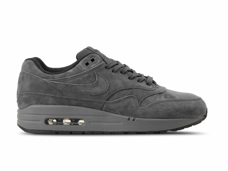 ad2d2c3acc Nike Air Max 1 Premium Anthracite Anthracite Black 875844 010 ...