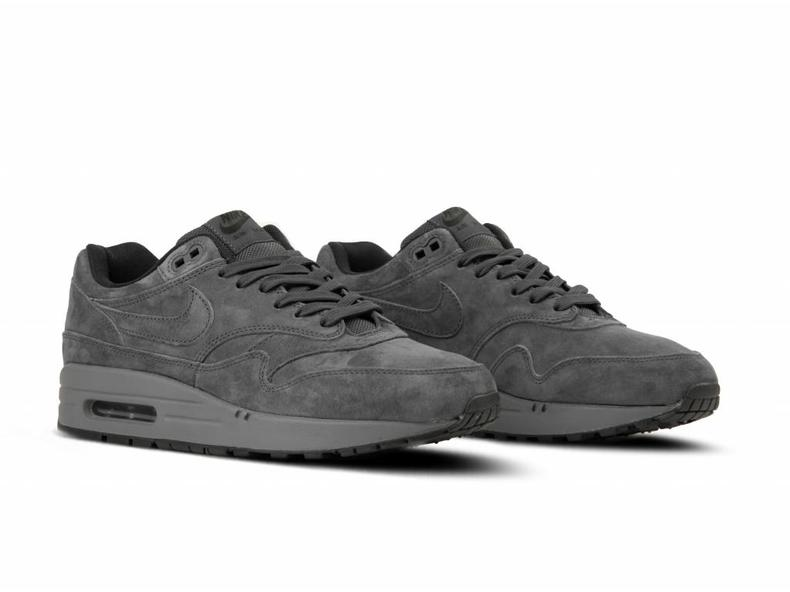 best sneakers e12a6 5a8b8 Air Max 1 Premium Anthracite Anthracite Black 875844 010