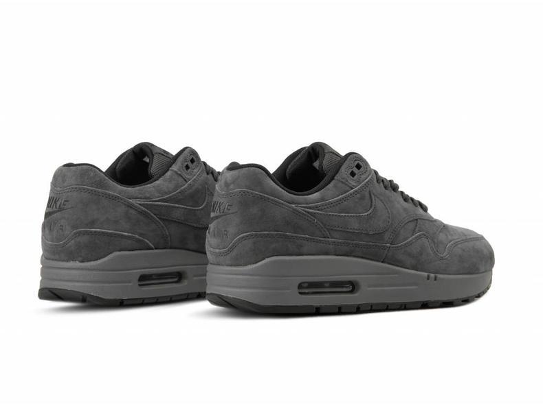 best sneakers 05bd6 2c5e8 Air Max 1 Premium Anthracite Anthracite Black 875844 010