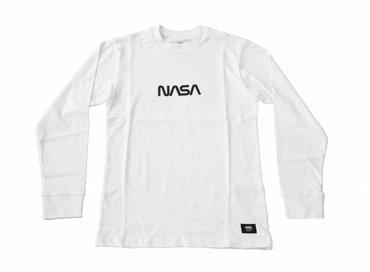 Vans Space Man Longsleeve White VN0A3J2JWHT1