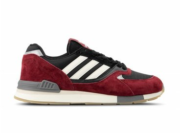 Adidas Quesence Collegiate Burgundy Chalk White Core Black B37907