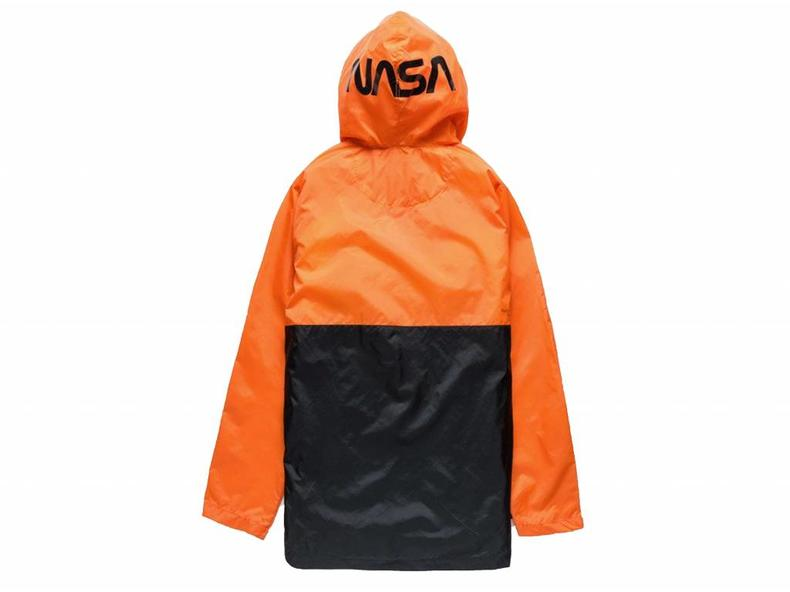 Space Anorak Orange VN0A3W7AXH71