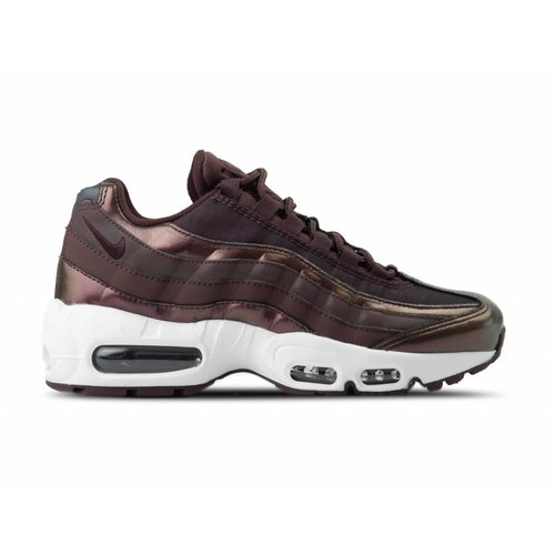 WMNS Air Max 95 SE Burgundy Crush Burgundy Crush AV7028 600