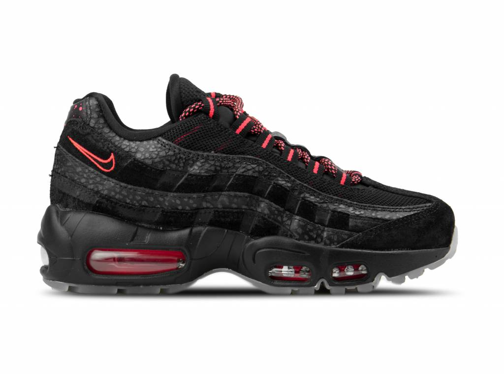 Nike Air Max 95 Black Infrared AV7014 001   Bruut Online