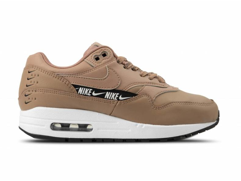sports shoes 28c85 6a629 WMNS Air Max 1 SE Desert Dust Desert Dust Black 881101 201