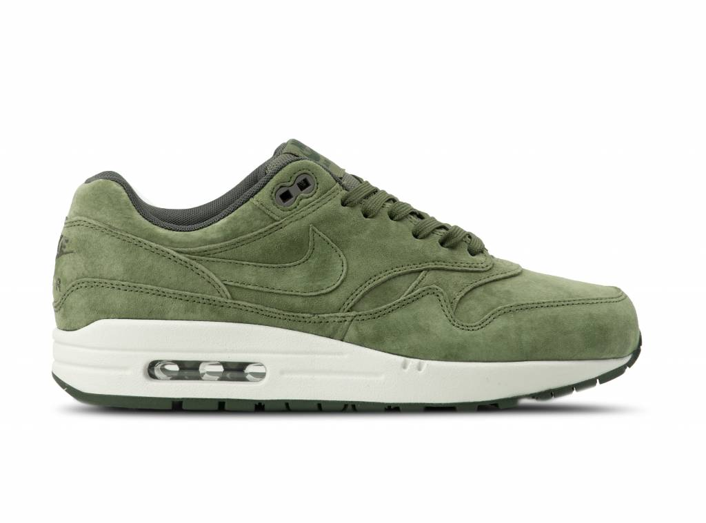Air Max 1 Premium Olive Canvas Olive Canvas 875844 301 will be added to  your shopping card aaef1dadc