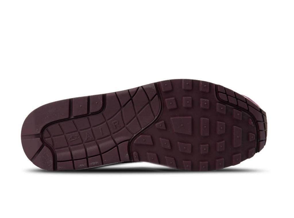 Nike Air Max 1 Premium Bordeaux Bordeaux Desert Sand 875844