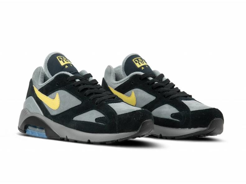 la meilleure attitude 4c839 13bfe Air Max 180 Cool Grey Wheat Gold Black AV7023 001
