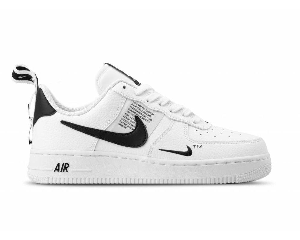 Nike Air Force 1 '07 LV8 Utility White White Black Tour