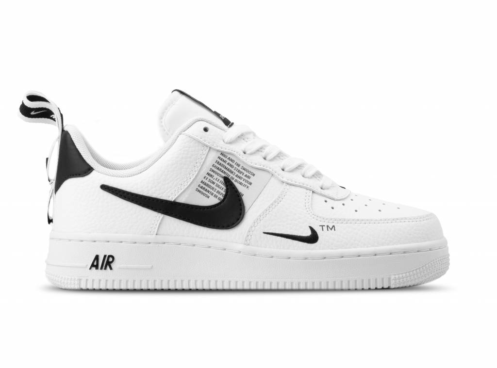Bruut Nike Air Force 1 '07 3 White Black Size 40.5 tm 47
