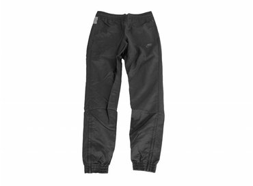 Nike Swoosh Woven Pant Black Anthracite Dark Grey AJ2300 011