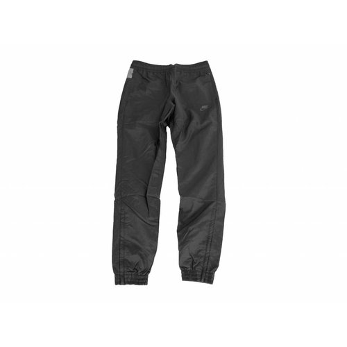 Swoosh Woven Pant Black Anthracite Dark Grey AJ2300 011