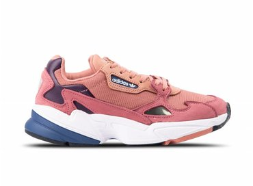 Adidas Falcon Raw Pink Raw Pink Blue D96700