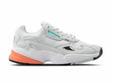 Adidas Falcon Crystal White Easy Orange B37845