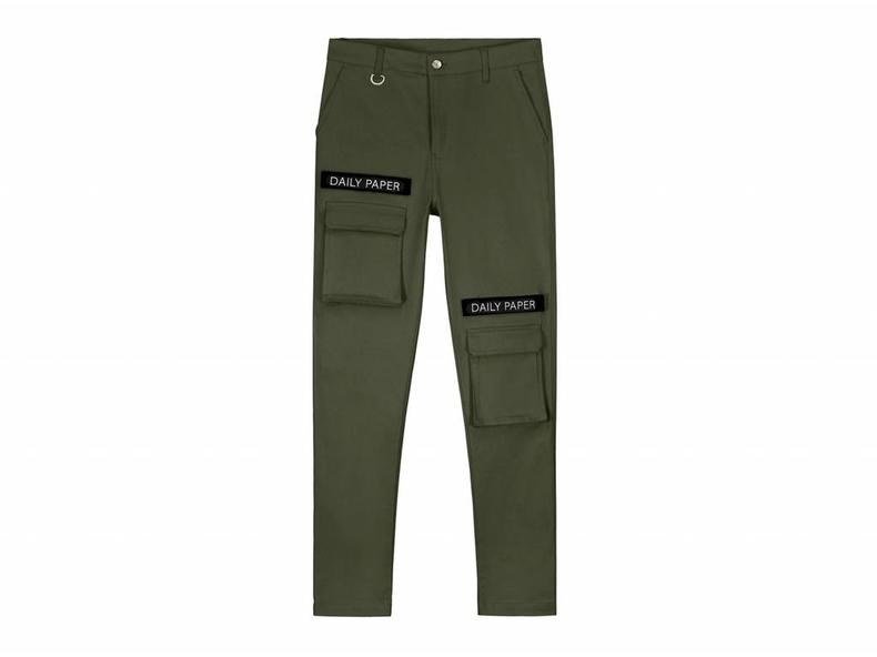 Cargo Pants  Olive Green 18S1PA15 1