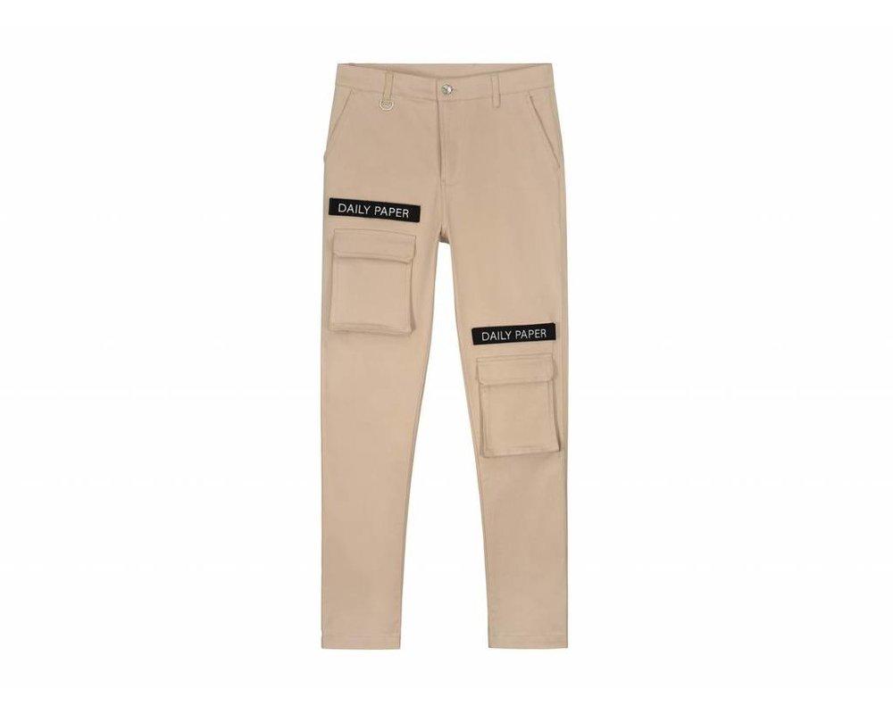 Daily Paper Cargo Pants  Beige NOSB08