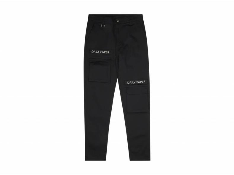 Cargo Pants  Black NOSB01