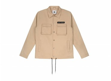 Daily Paper Coach Jacket  Beige 00N1PA05 03