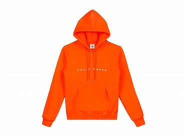 Daily Paper Alias Hoodie Orange NOST43