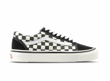 Vans Old Skool 36 DX Anaheim Factory Black Check VN0A38G2OAK