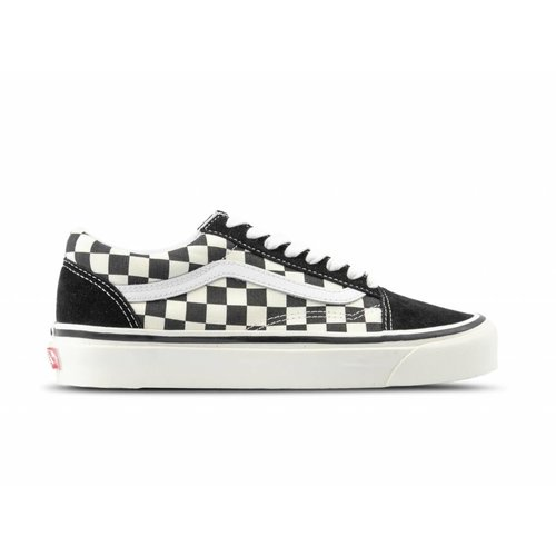 Old Skool 36 DX Anaheim Factory Black Check VN0A38G2OAK