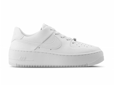 release date: f7f6c 6c5b2 Nike W AF1 Sage Low White White White AR5339 100