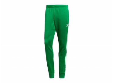 Adidas SST Track Pants Collegiate Green DV2637