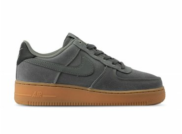 Nike Air Force 1 '07 LV8 Style Flat Pewter Flat Pewter AQ0117 001