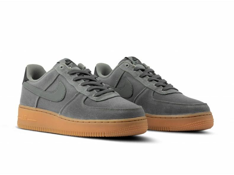 ae3e1446270 Air Force 1 '07 LV8 Style Flat Pewter Flat Pewter AQ0117 001